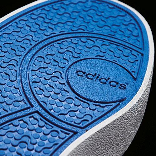 adidas Vlcourt Vulc, Scarpe da Ginnastica Uomo Blu (Azul/Azul/Plamat)