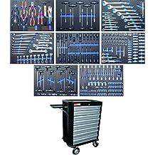 BGS 4100 Werkstattwagen mit 296 Werkzeugen
