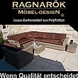 PolyRattan Lounge - Deutsche Marke - eigene Produktion -- 8