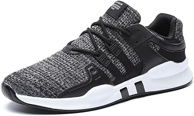 TUOKING Baskets Mode Homme Chaussures de Running Course Sport Sneakers Legere Respirantes