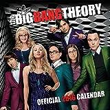 The Official Big Bang Theory 2016 Square Calendar-