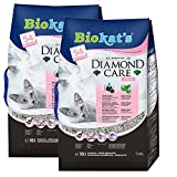 Biokat's 613079 Diamond Care Fresh, 10 L 2er Pack