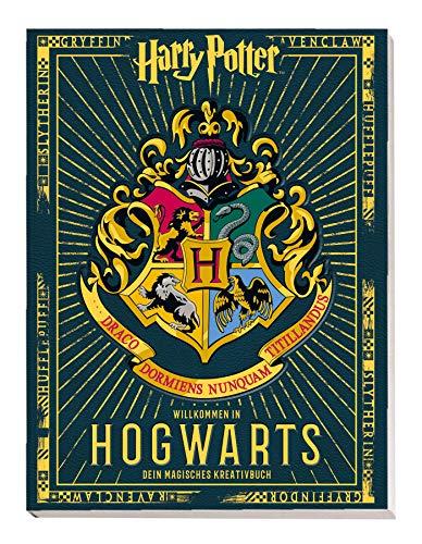 Harry Potter: Willkommen in Hogwarts: Dein magisches Kreativbuch