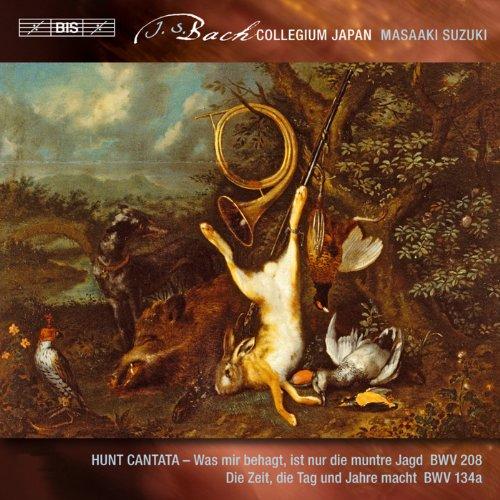 Was mir behagt, ist nur die muntre Jagd!, BWV 208,