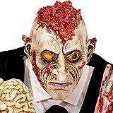 Widmann 00402 - Maske Wahnsinniger Zombie für Kinder