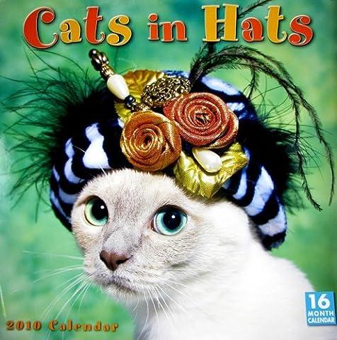 Cats in Hats 2010 Calendar
