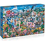 I Love Great Britain 1000 pieces
