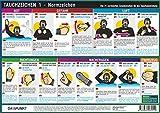 Tauchzeichen 1 - Normzeichen: Die 31 normierten Grundzeichen für die Tauchausbildung