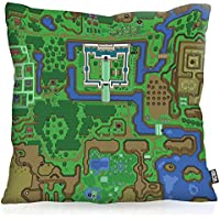 VOID Hyrule Cuscini campione rivestimento per uso outdoor e indoor link snes n64 past ocarina (Ds Trattare)