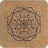 Azeeda Mandala Decorativo Corcho Salvamanteles (TR00004917)