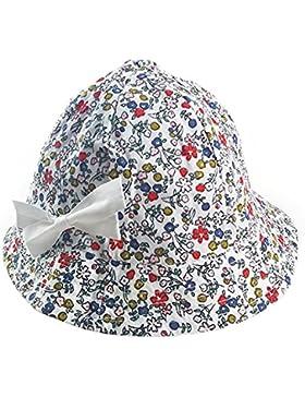 Bambini E Ragazze Moda Primavera Autunno Bello Fiocco Decorato Double Sided Cappello Cappello Della Benna Cappello...