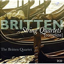 Britten: Complete String Quartets