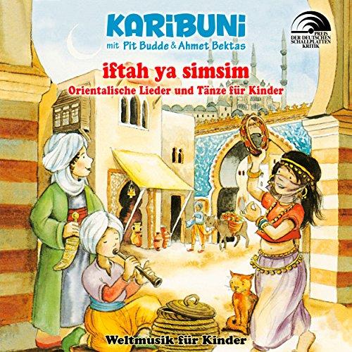 ientalische Lieder und Tänze für Kinder ()