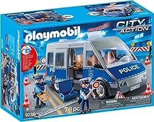 Playmobil M-18b Man Figure Road Work City Action