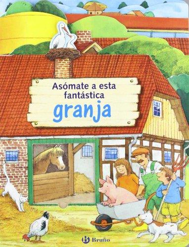 Asómate a esta fantástica granja (Castellano - Bruño - Asómate) por Susan Niessen