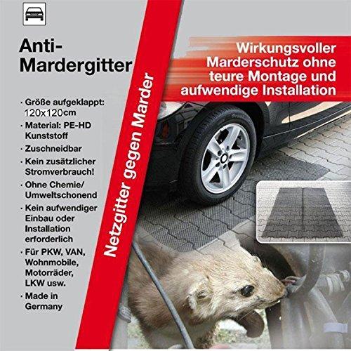Mardergitter 120 x 120 cm