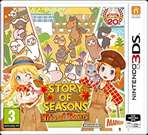 Story of Seasons 2: Trio of Towns (Nintendo 3DS)