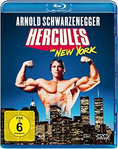 Hercules in New York [Blu-ray]