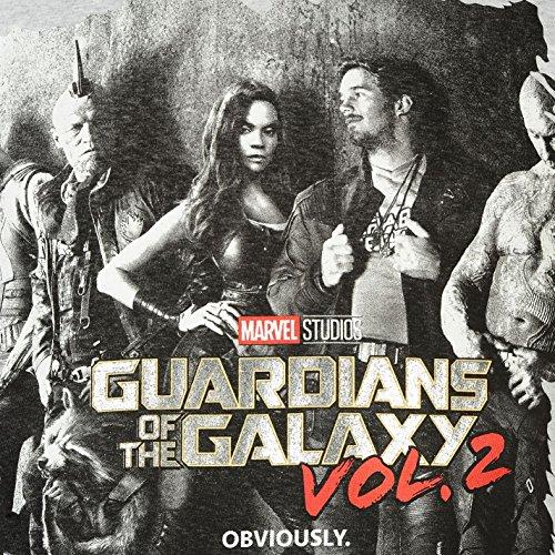 Character Herren Guardians of the Galaxy T Shirt Kurzarm Rundhals Print Poster