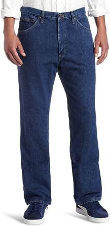 Lee Uniforms Men's Regular Fit Bootcut Jean, Pepper Stone, 36W / 32L