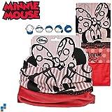 Pañuelo multiusos braga cuello Minnie polar