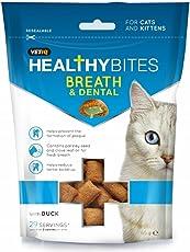 VETIQ Breath And Dental Katzensnacks