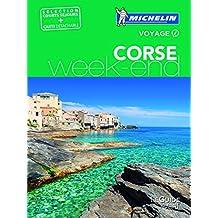 Guide Vert Week-End Corse Michelin