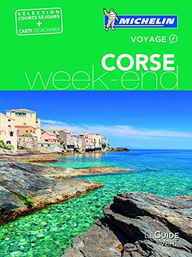 Descargar Libro Guide Vert Week-End Corse Michelin de Michelin
