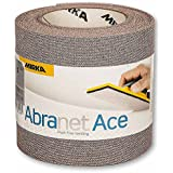 Mirka ac5by001323r Abranet Ace X Rollo de 10 m Grip P320, 115 mm