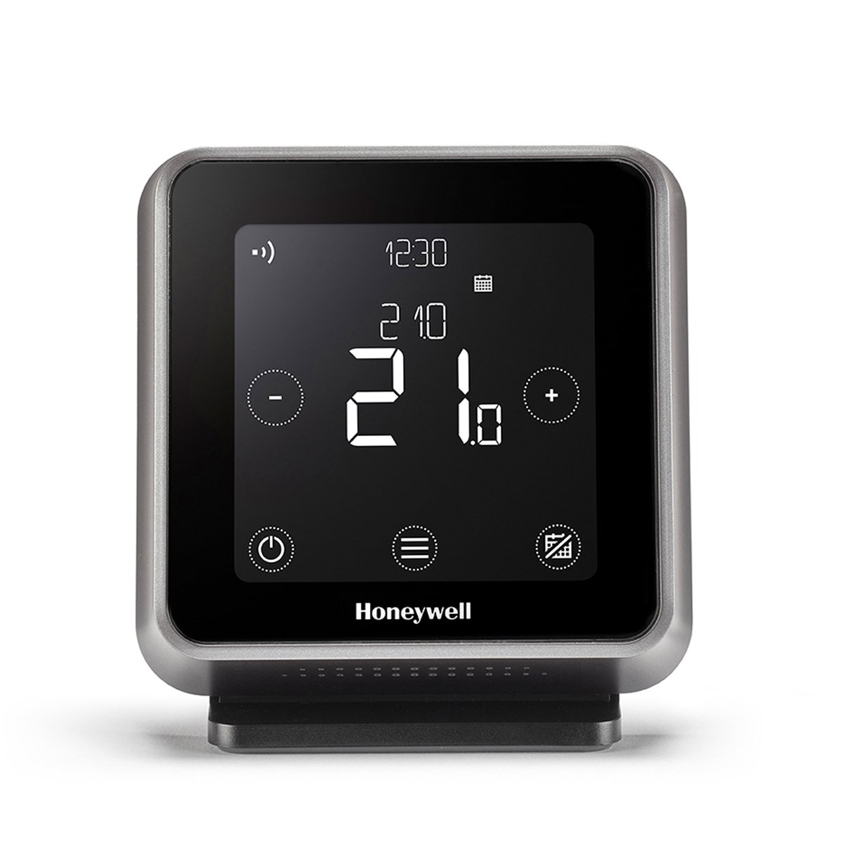 Honeywell Lyric T6R Wi-Fi Thermostat et récepteur Box Table