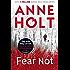 Fear Not (Johanne Vik Book 4)