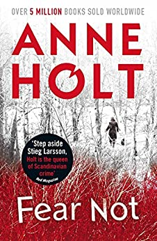 Fear Not (Johanne Vik Book 4) by [Holt, Anne]
