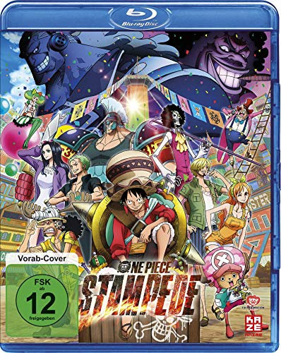 One Piece: Stampede - Movie [Blu-ray]
