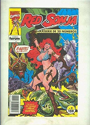 Red Sonja numero 09: La sangre del Unicornio