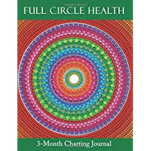 Full Circle Health 3-Month Charting Journal