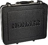 HOHNER MALETTE HARMONICA (12 DIATONIQUES ET 1 CHROMATIQUE) Harmonica Accessoires divers harmonica