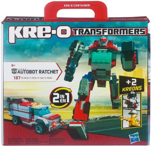 Hasbro 306624500 Kre-O Transformers Ratchet
