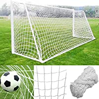 Basong red fútbol portería de fútbol redes para portería de fútbol formación práctica fútbol nets para interior y exterior tamaño completo de fútbol 6x 4ft