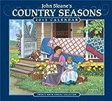John Sloane's Country Seasons 2015 Deluxe Wall Calendar: Twenty-ninth Annual Collection