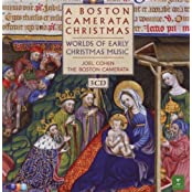A Boston Camerata Christmas-Worlds of Early C