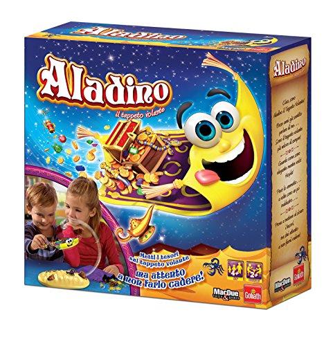 The Box Macdue 30768, Aladino der Teppich Volant -