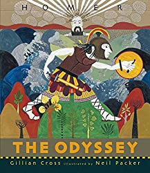 The Odyssey (Illustrated Classics)