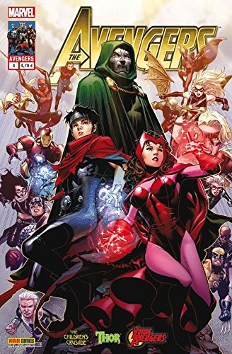 Avengers, Tome 4 :