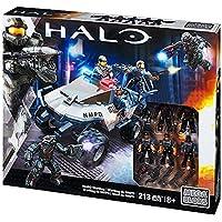 Mega Bloks Halo NMPD Warthog Set by Halo
