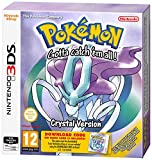 3DS Pokemon Crystal Packaged Download Code (Nintendo 3DS)