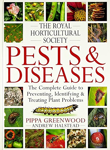 The Royal Horticultural Society Pests and Diseases (RHS) por Pippa Greenwood