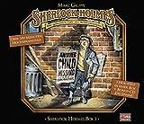 Sherlock Holmes – Box 1 (3 Folgen + Bonus CD / exklusiv bei Amazon.de)