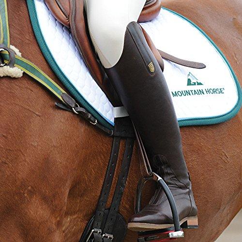 554–0202–Accappatoio, Unisex Mountain Horse Opus High Rider marrone