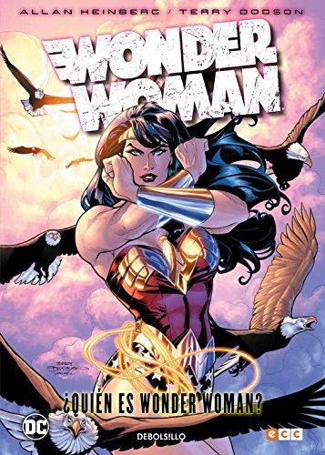 ¿Quién es Wonder Woman? (BESTSELLER-COMIC, Band 26217)