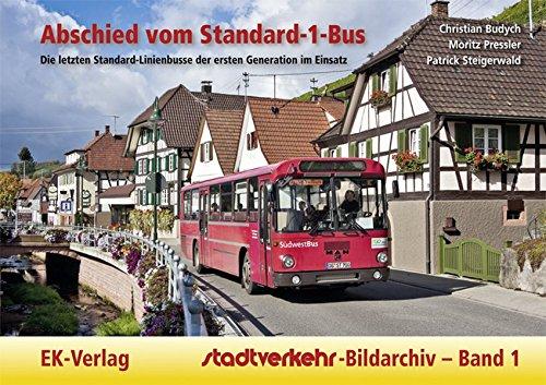 Abschied vom Standard-1-Bus: Die letzten Standard-Linienbusse der ersten Generation im Einsatz...